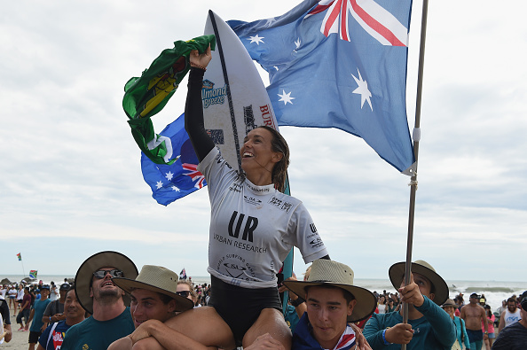 Fitzgibbons wins gold and Team Aus secure silver at World Surfing Games