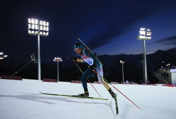 Almoukov's Olympic best as Ole creates history