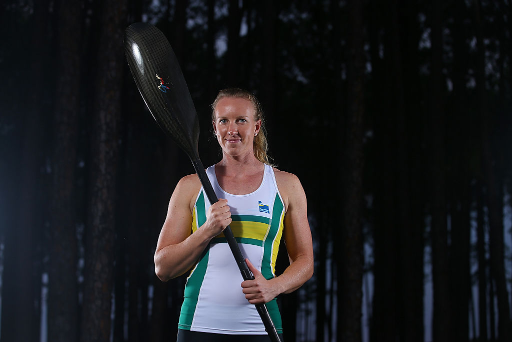 The race to Rio is truly on for Brigden-Jones