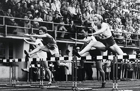 Shirley honoured with IAAF Hall of Fame induction