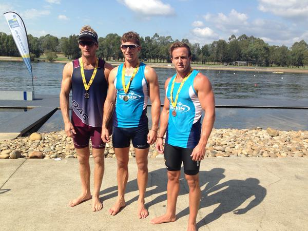 Stewart and WA paddlers too strong in first finals