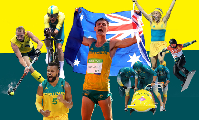 Australian Olympic Team Statistics and Trivia