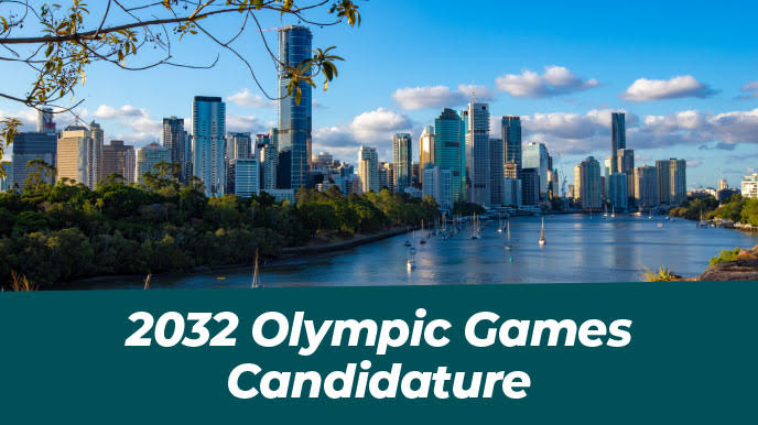 2032 Olympic Games Candidatur... | Australian Olympic ...