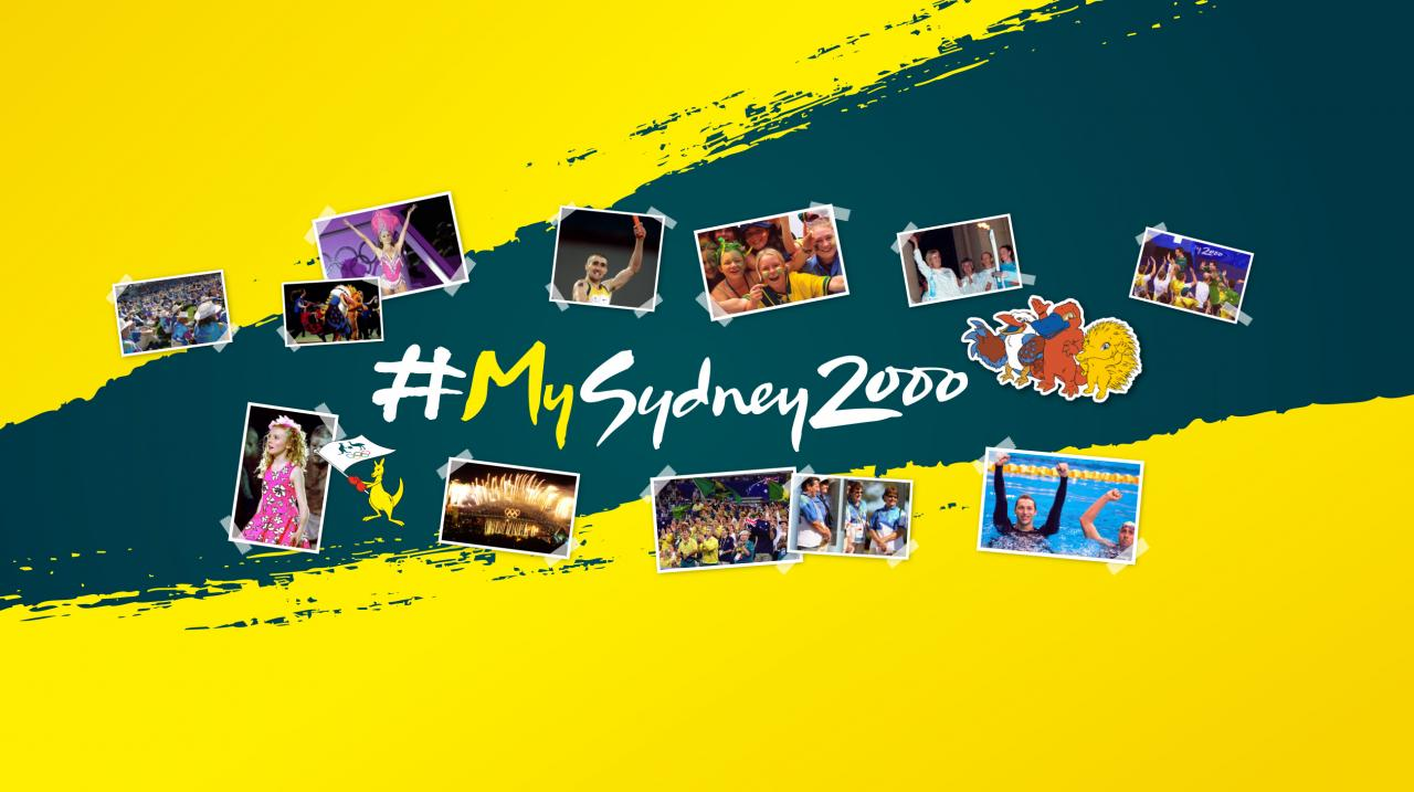 #MySydney2000