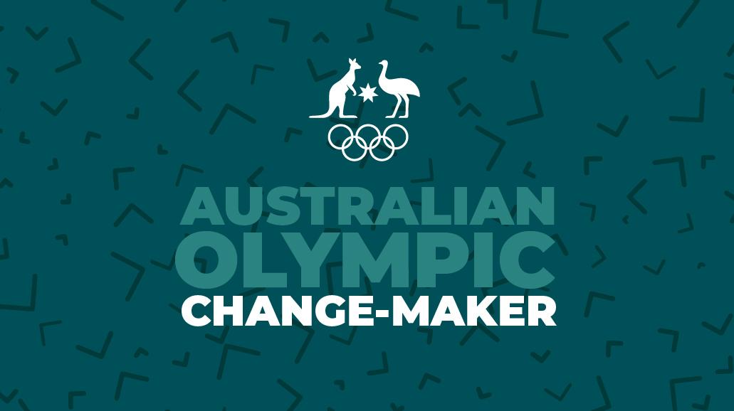 Australian Olympic Change-Maker program
