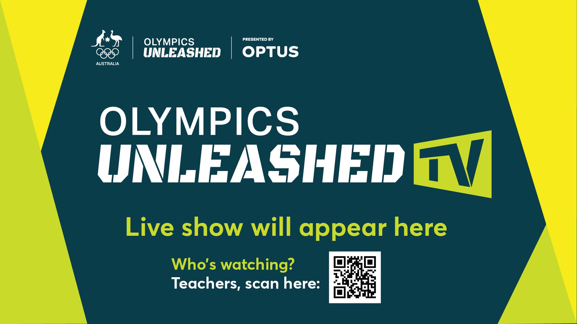 Olympics Unleashed TV