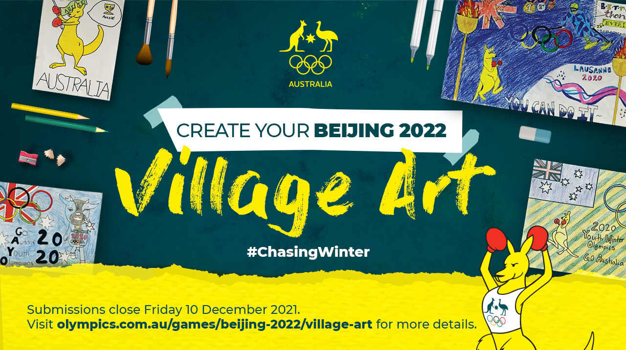Beijing 2022 Village Art