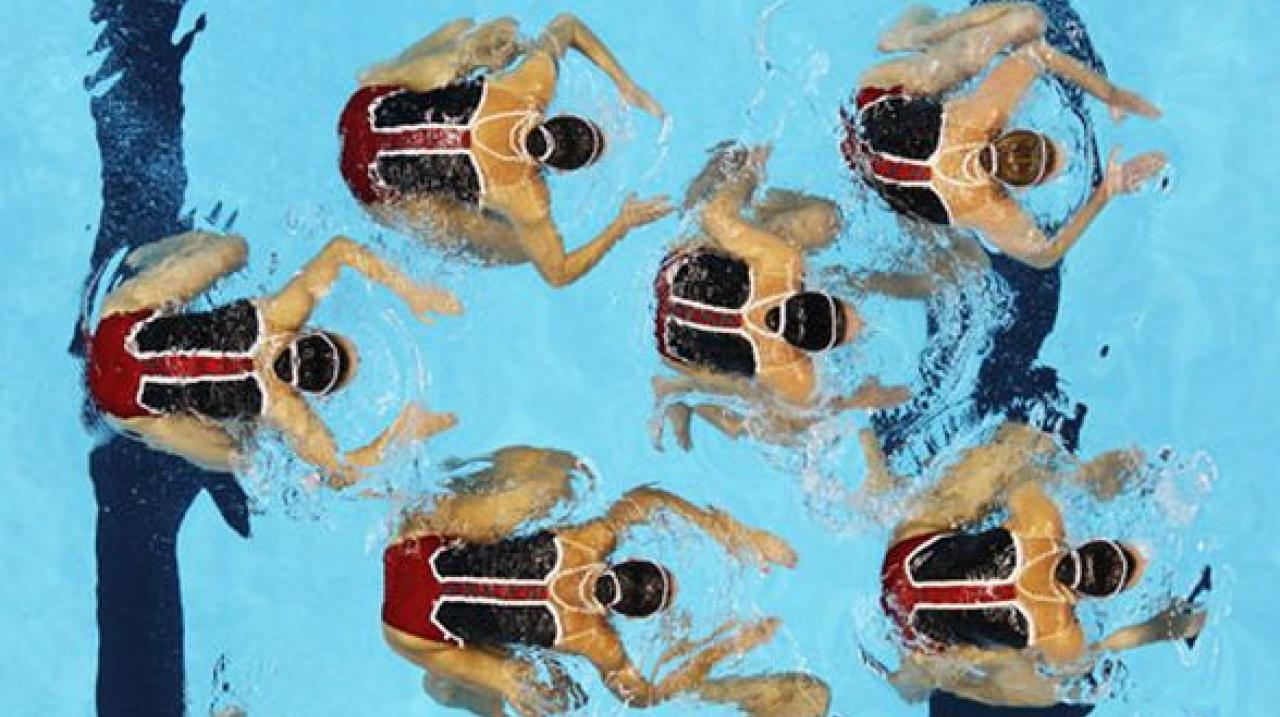 Synchro swimmers out to nab Rio spot