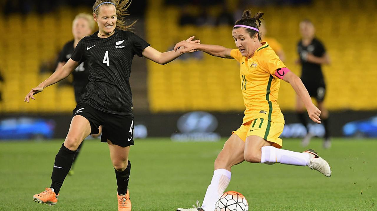 Aussies draw with Kiwis in Rio farewell