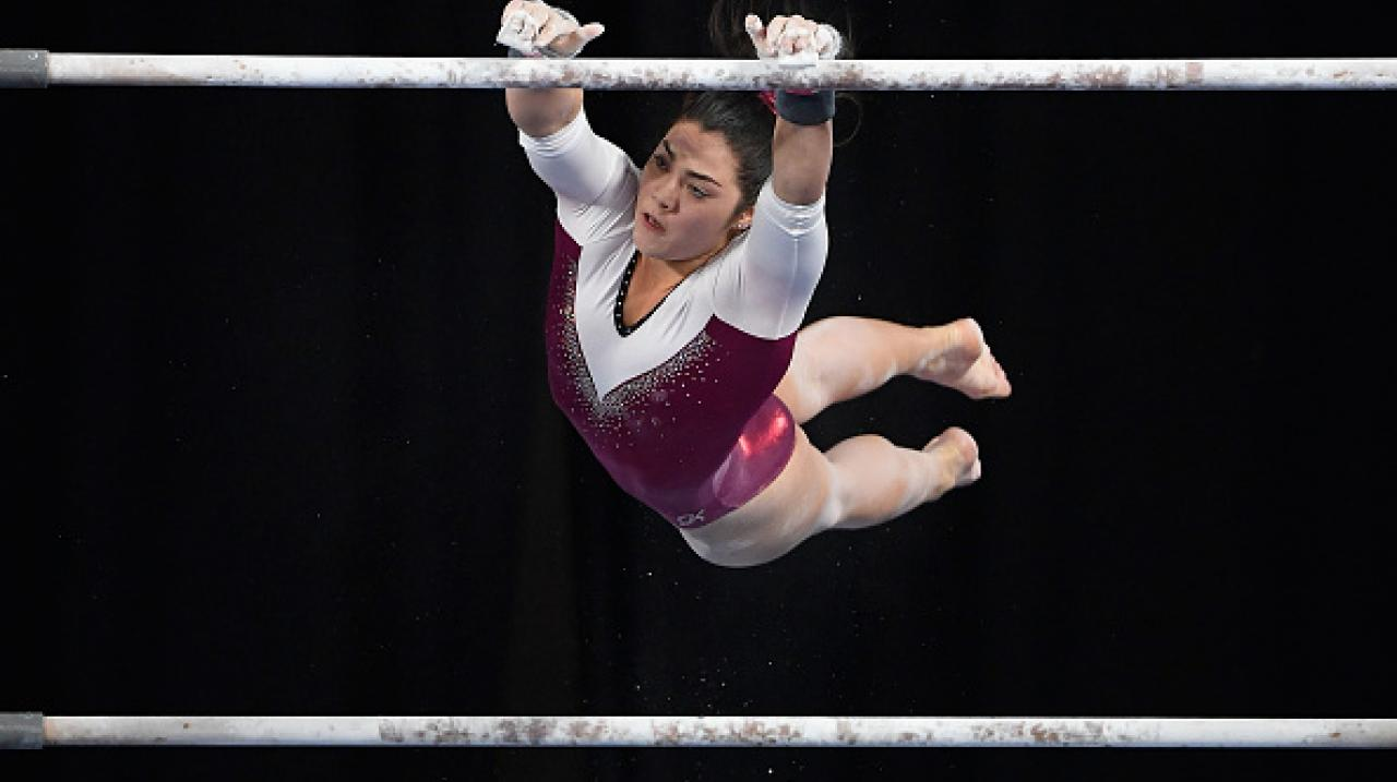 Gold Coast heroes impress at Australian Gymnastics Champs