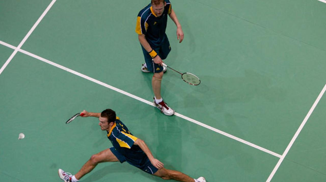 Badminton team selected for London Games