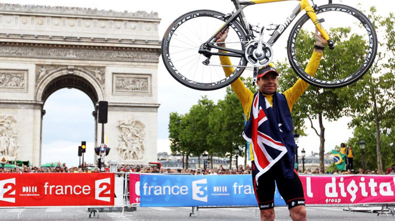 From Le Tour to London