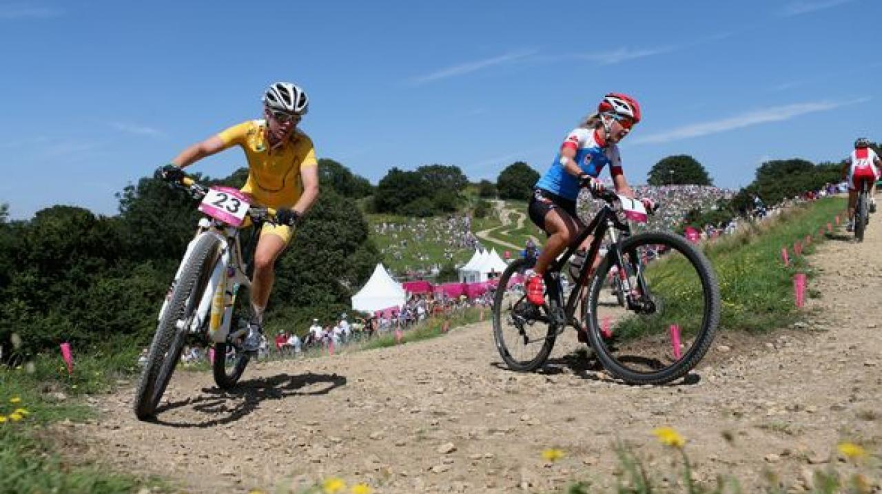 Henderson to ride to Rio and success