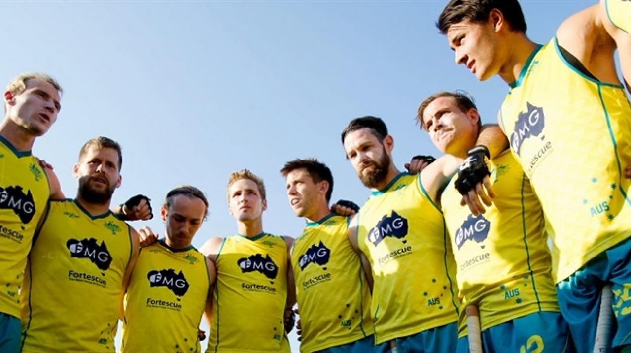 Kookaburras ready to defend World Cup title