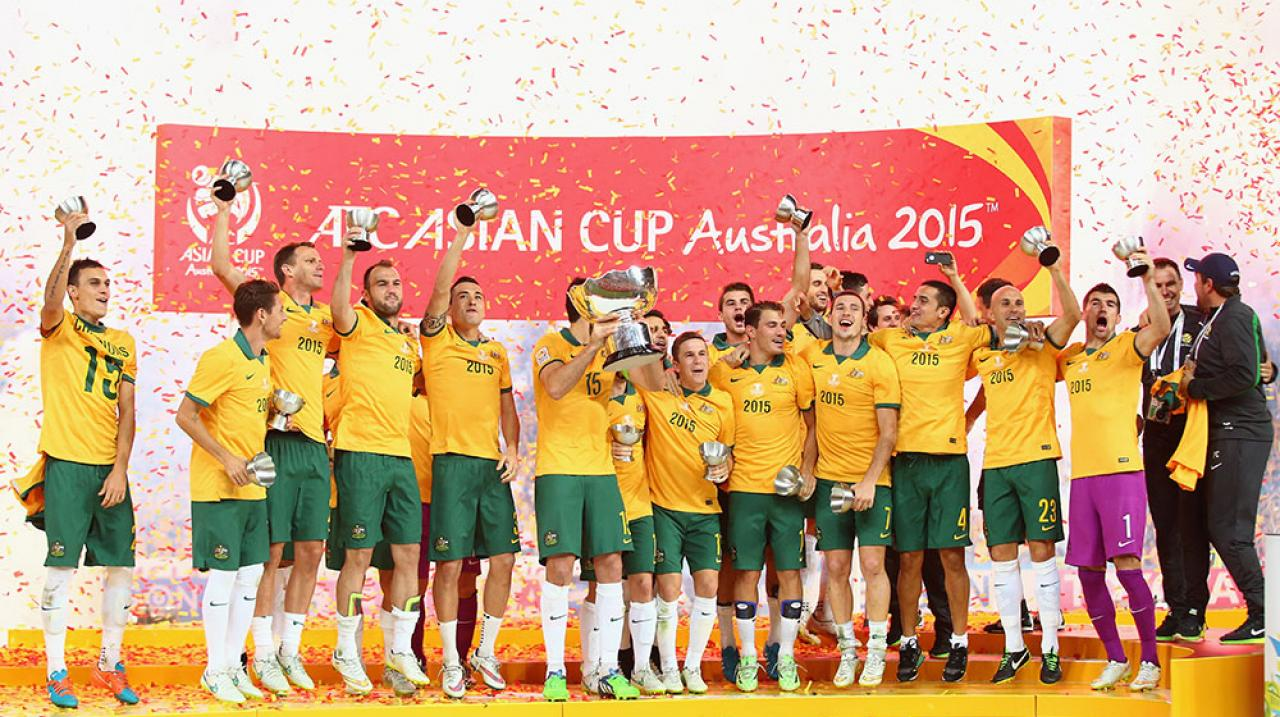 Australian victory caps stunning Asian Cup