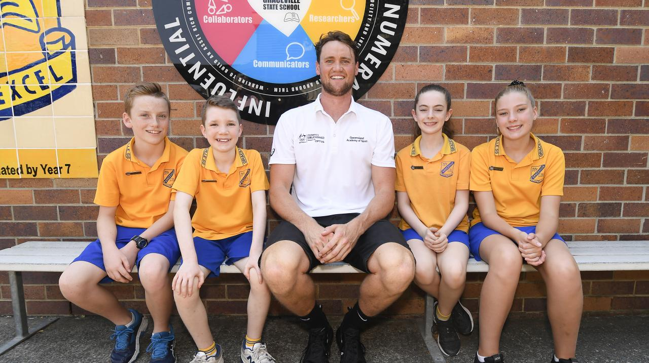 Olympics Unleashed - Graceville State School - Getty Images