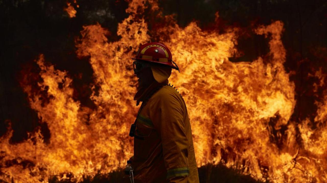 NSW Bushfires 2019 - Getty Images