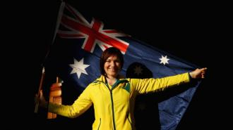 Meares to carry the flag