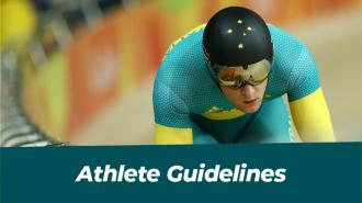 Australian Olympic Committee - Athlete Guidelines
