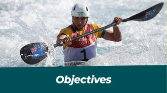 Australian Olympic Committee - Objectives