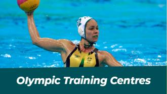 Australian Olympic Committee - Olympic Training Centres