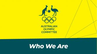 Australian Olympic Committee - Who We Are