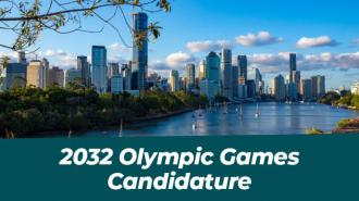 2032 Olympic Games Candidature
