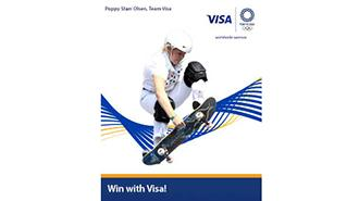 Win with Visa & Woolworths