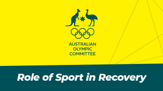 Parliamentary Friendship Group - Sport and Recovery